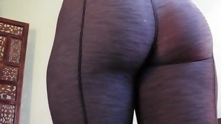 Amber Dawn XXX - Yoga Pants