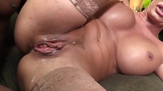 Milf Begs for Creampie