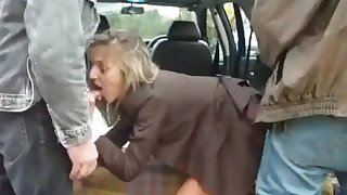 Uk milf dogging compilation